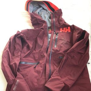 Helly Hansen women's winter shell jacket